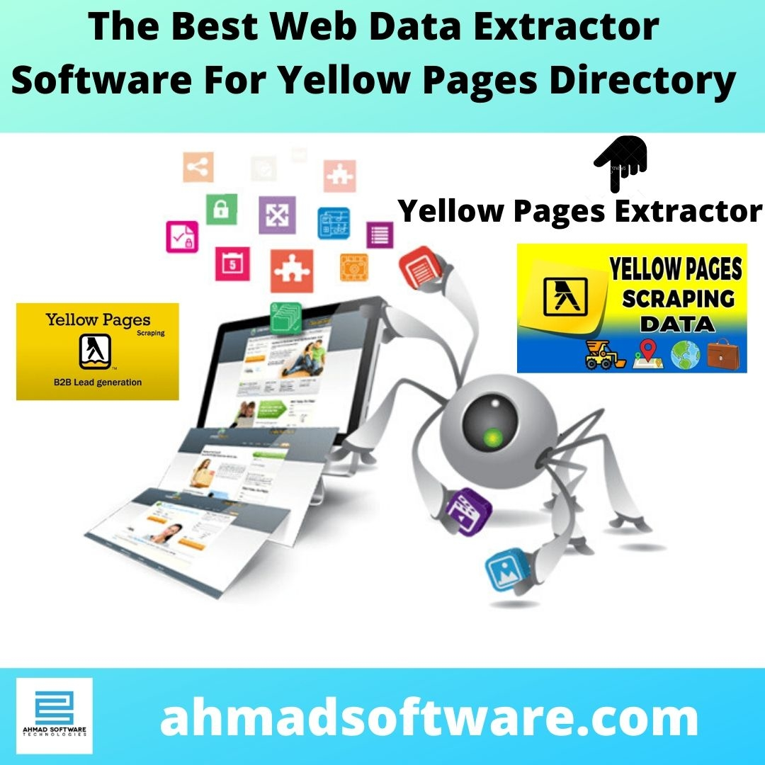 Web Extractor Softwar