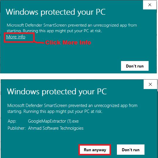 Install Steps Screenshot