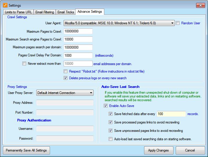 Email Extractor Scraper Grabber | Web Email Extractor